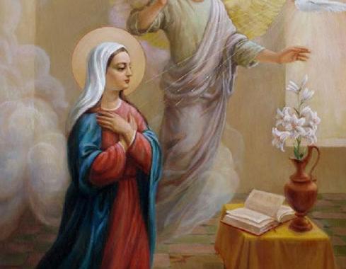 """A oração da """"Ave Maria"""""""