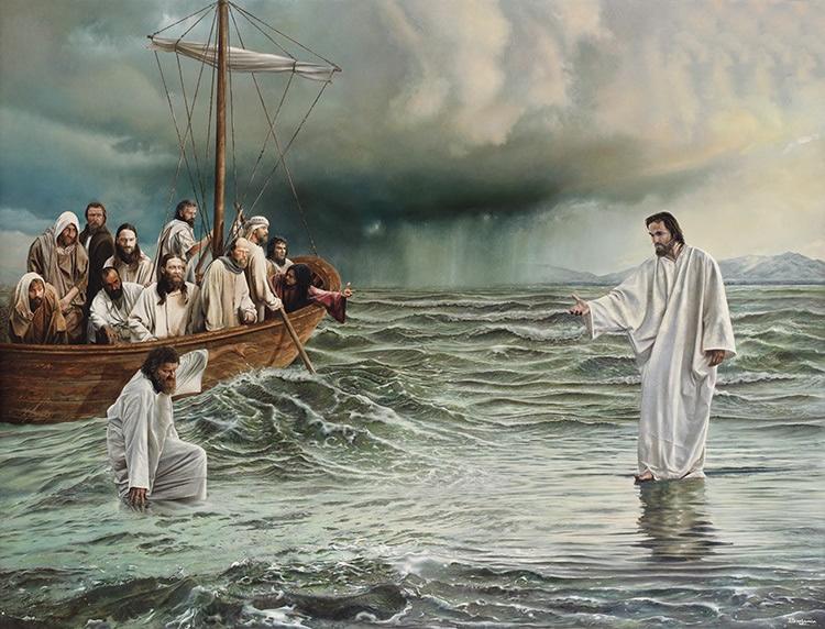 Milagres de Jesus | Paróquia São José