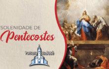 Missa Campal Pentecostes
